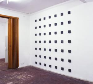 Onyx (2009) - 28ch sound installation - 276 x 276 x 3cm